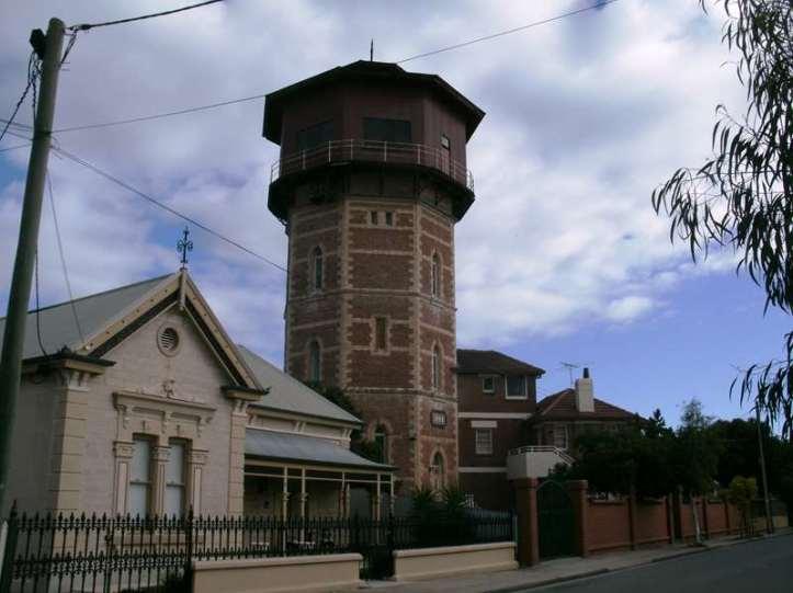 Sema4 Water Tower 1880