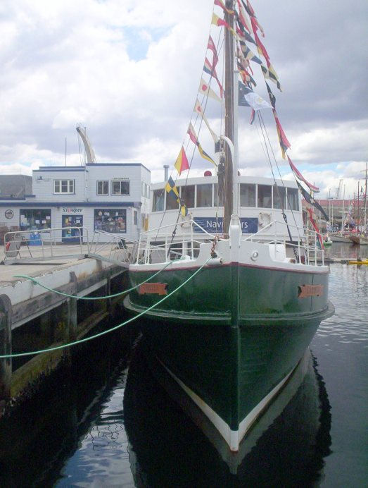 Cartela in Hobart 2009