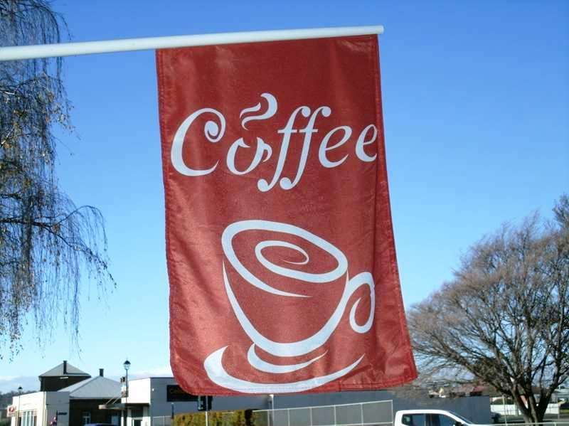 Coffee Flag