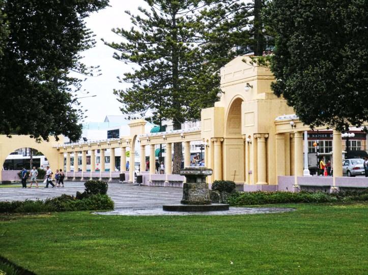 Memorial Napier