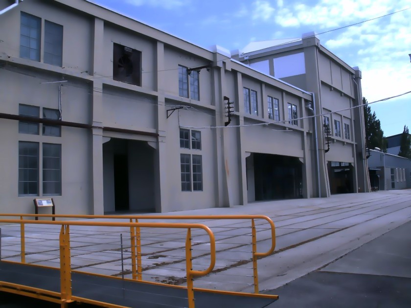 Railway Workshops Launceston