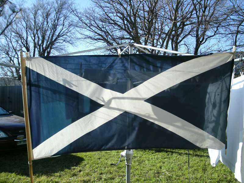 Scottish Flag 2