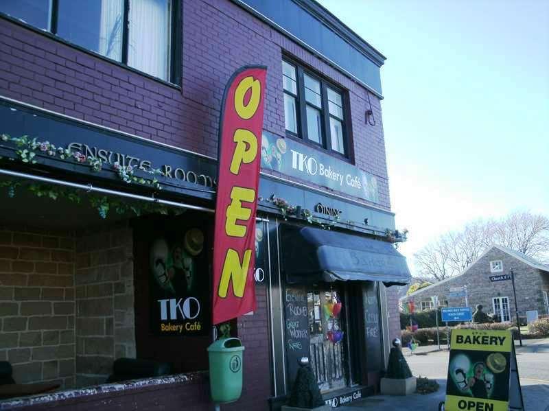 TKO Bakery Open