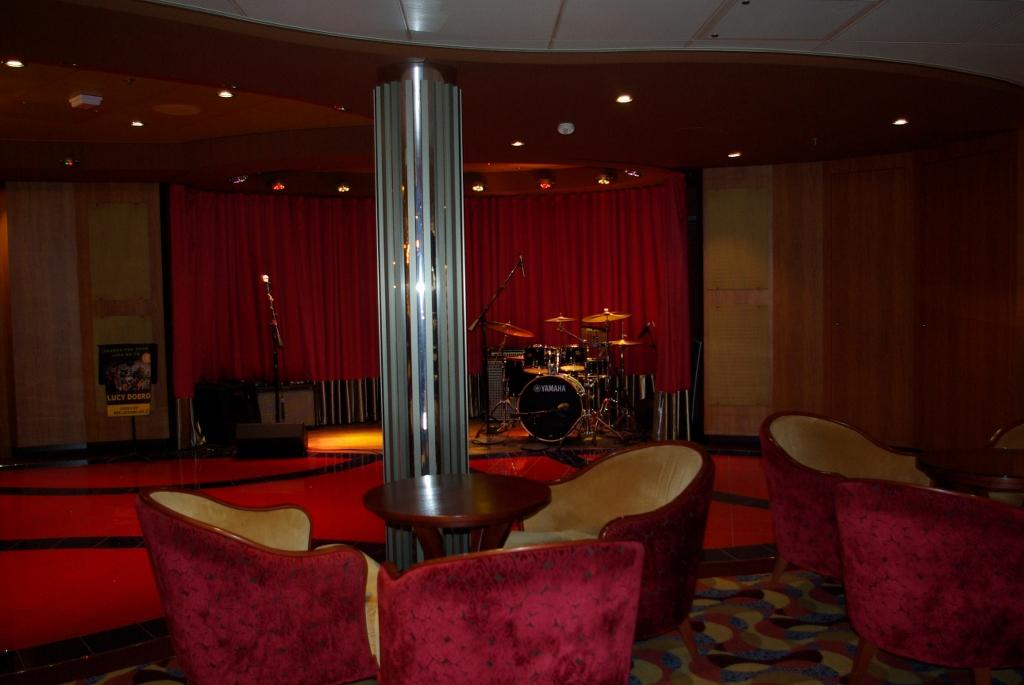 Bolero's lounge bar