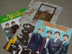 A couple of these were David's Yardbirds, Small Faces, Led Zeppelin, Status Quo