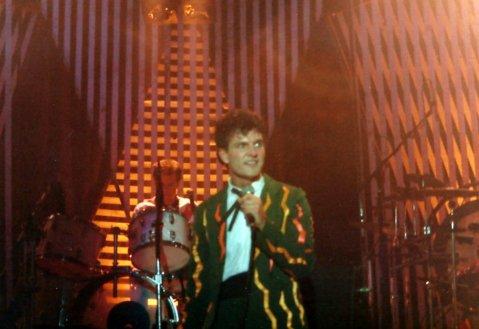 Tim Finn c1982