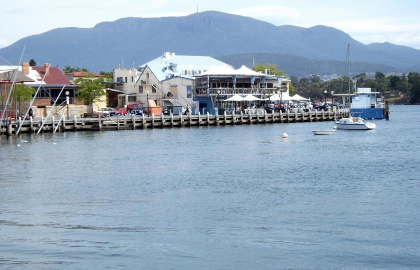 Derwent River, Hobart Tasmania