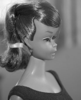 My titian Swirl Pony tail Barbie.