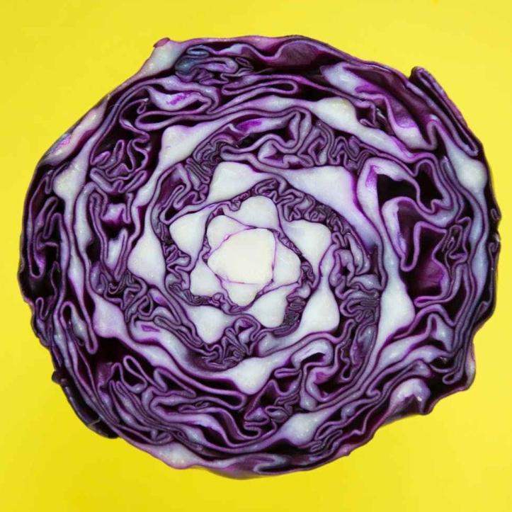 closeup photo of pink and white kaleidoscope artwork