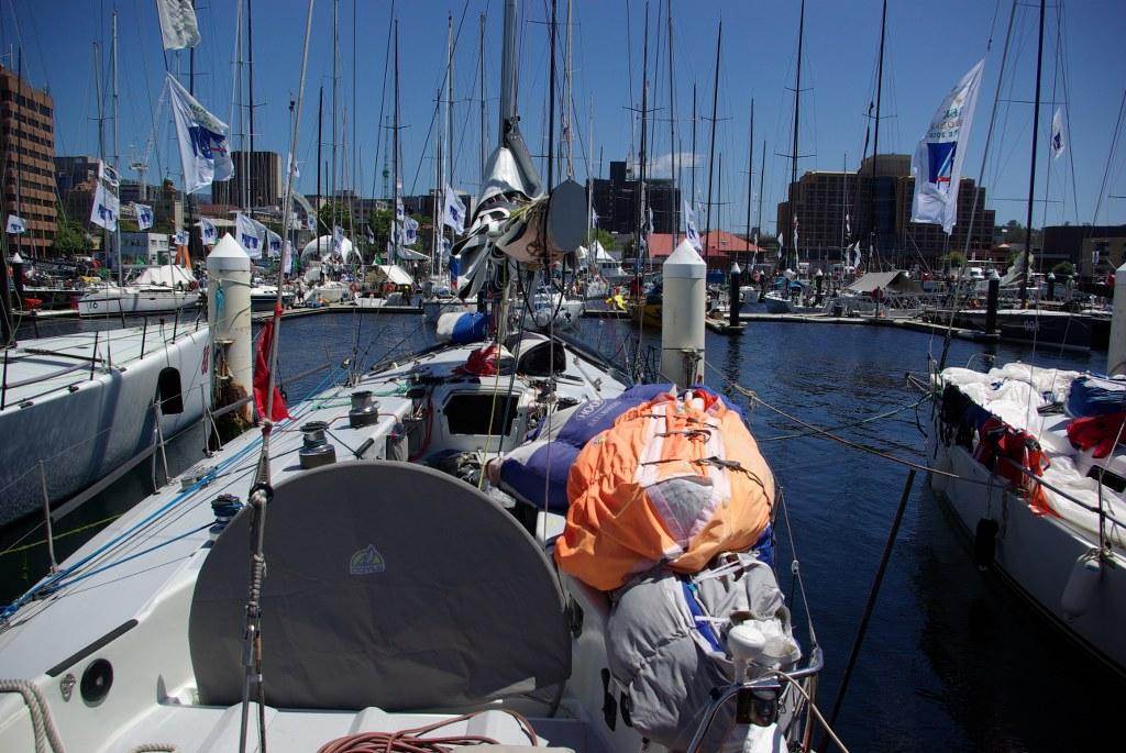 The Sydney to Hobart Yacht Race2018