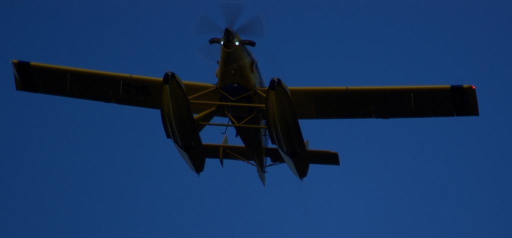 Snapshot Sunday: AerialActivity