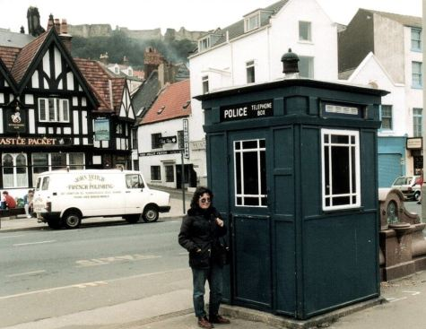 Me in Scarborough, England 1990