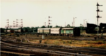 Adelaide Yard circa mid 70s photo by David Jensen.