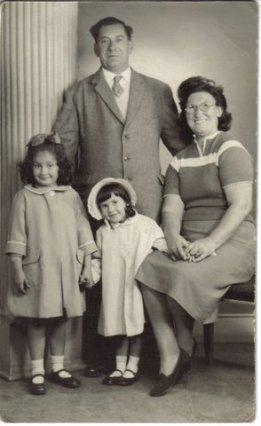 Our Family circa 1964