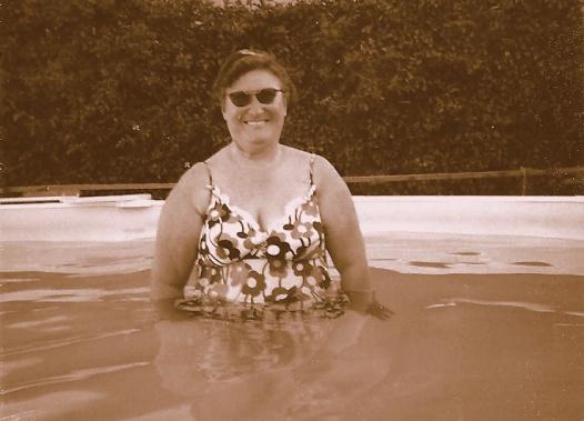 Mum in the 70s