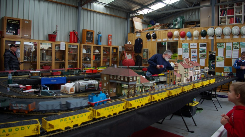 The Model Train Show Again