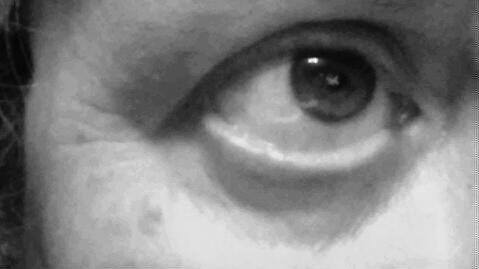 Cee's Black & White Photo Challenge: Candid Photography (Human orAnimal)