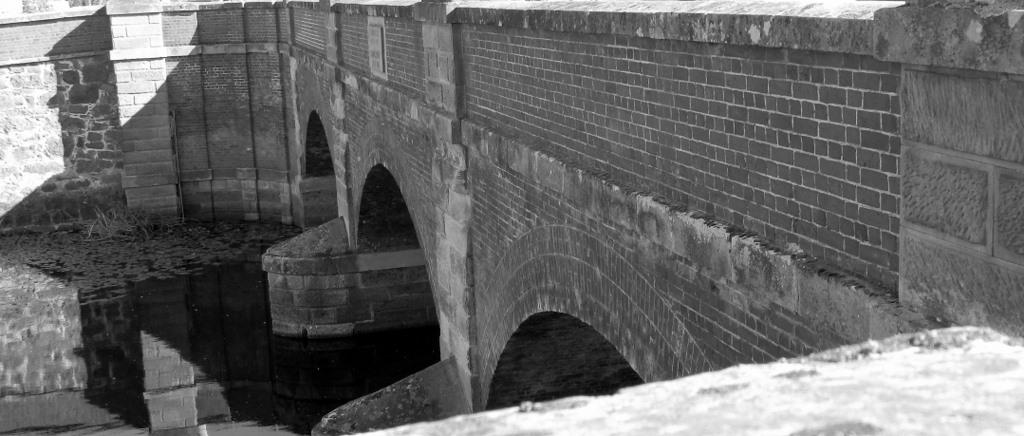 Cee's Black & White Photo Challenge: Stones orBrick