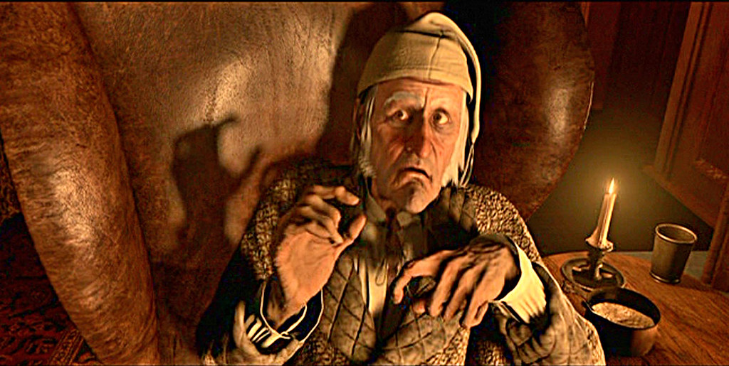 RDP: Scrooge