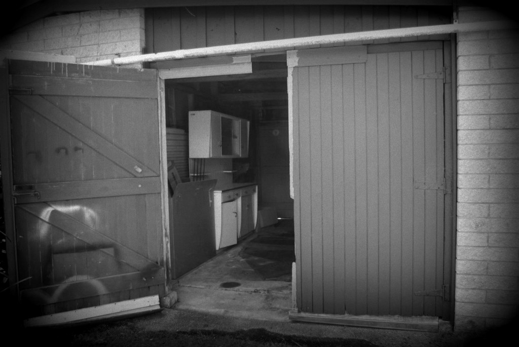 Cee's Black & White Challenge: Doors &Drawers